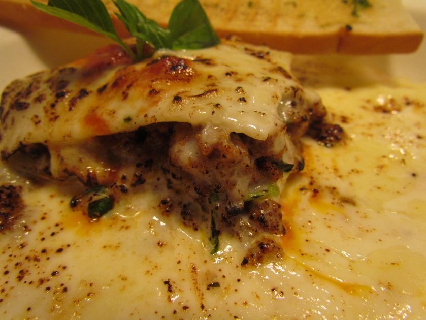 lamb lasagne