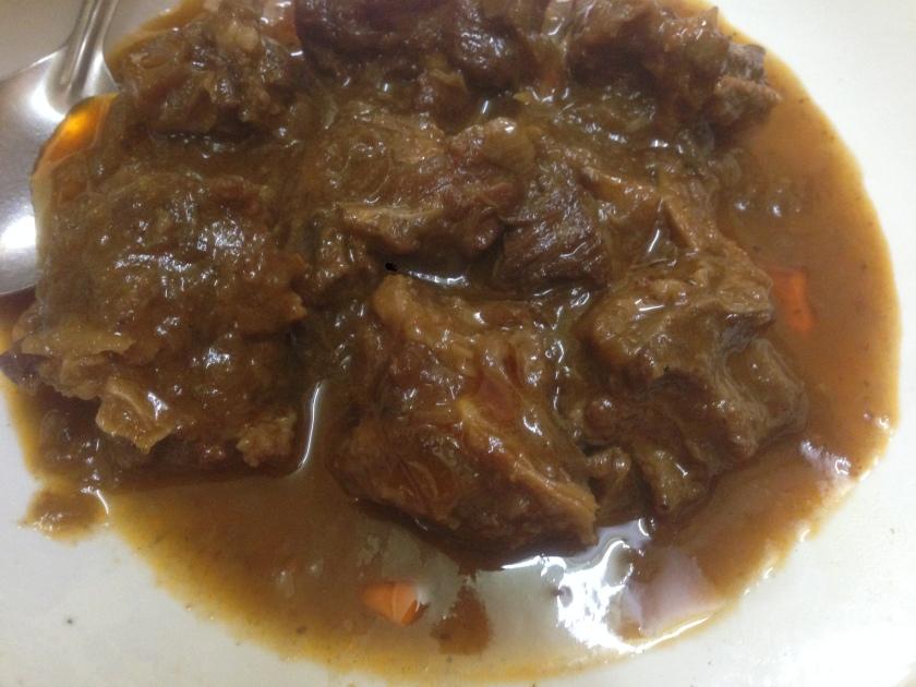 Mutton kosha