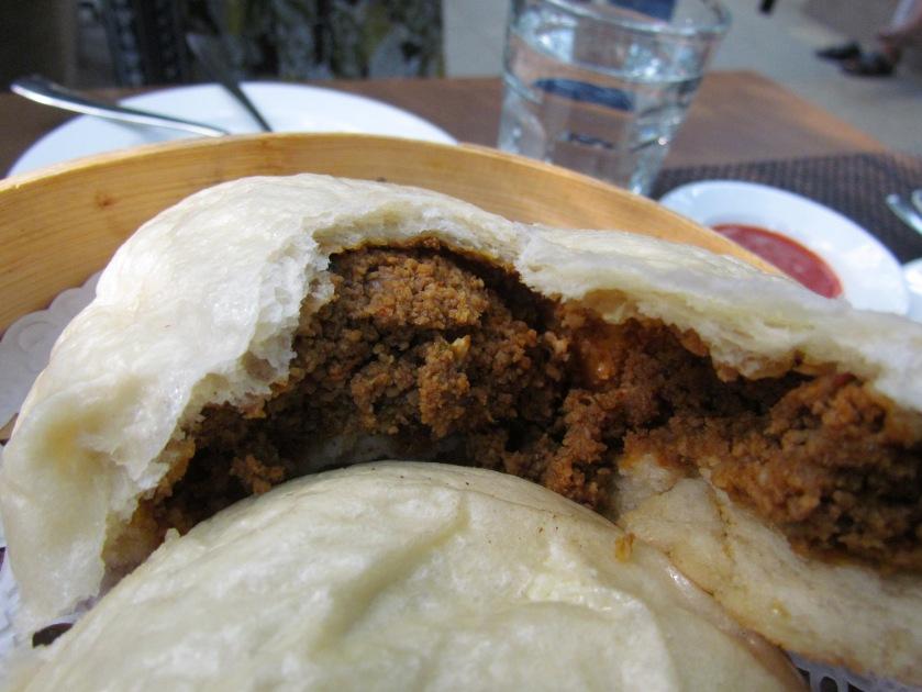 a peep inside Bombay Keema Bao
