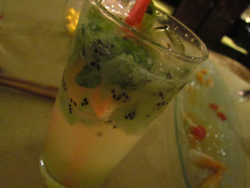 kiwi mojito