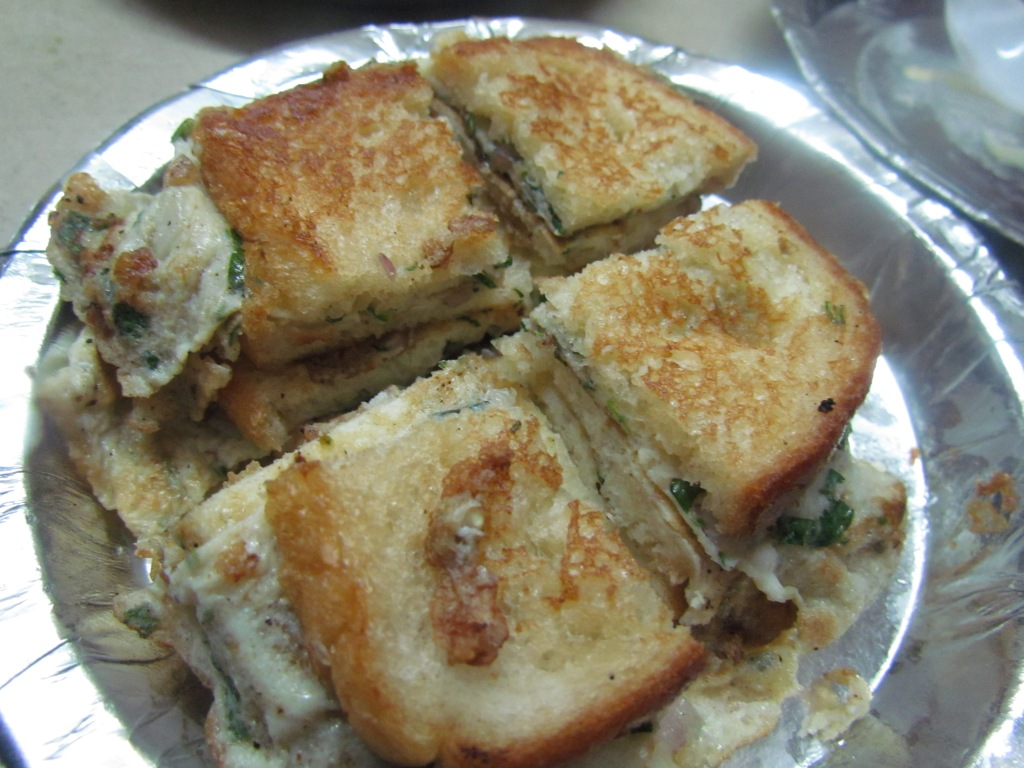 Special French Omelet (MADANPURI ROAD, SHIVPURI EXTENSION, SECTOR 7 ...