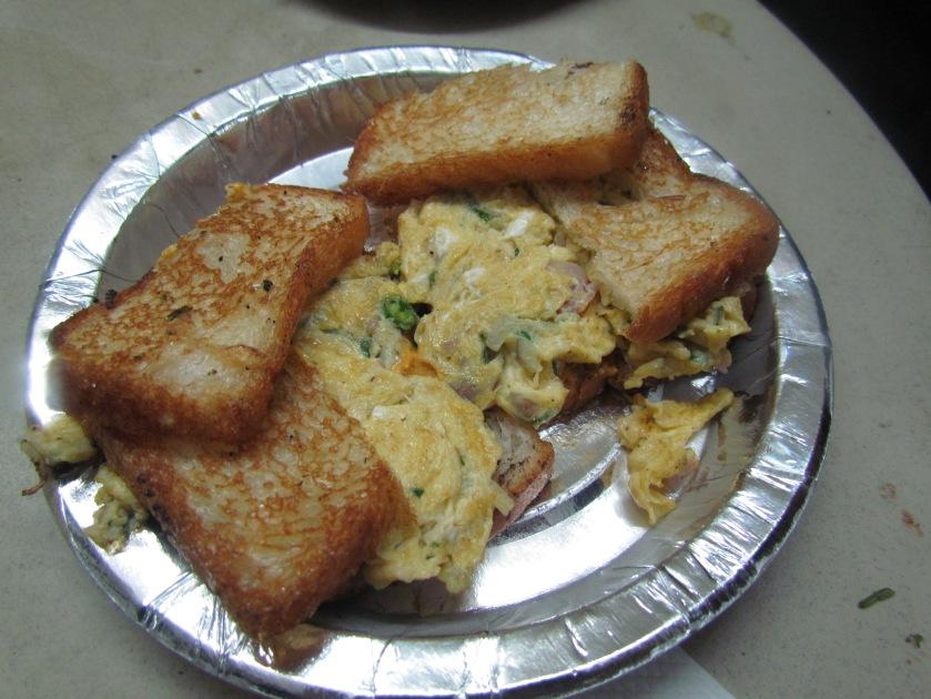 Cream Omelet