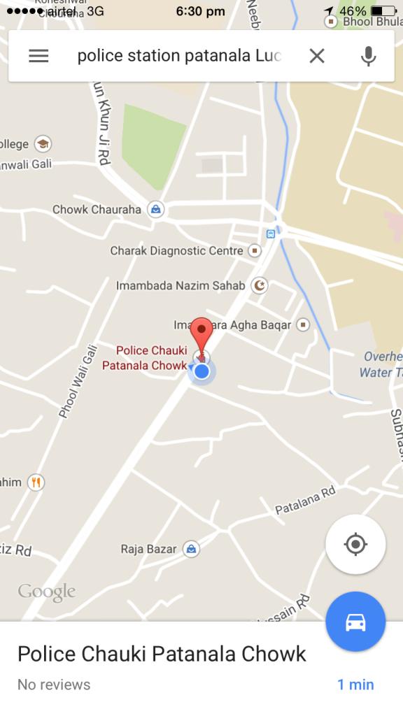 google map pic