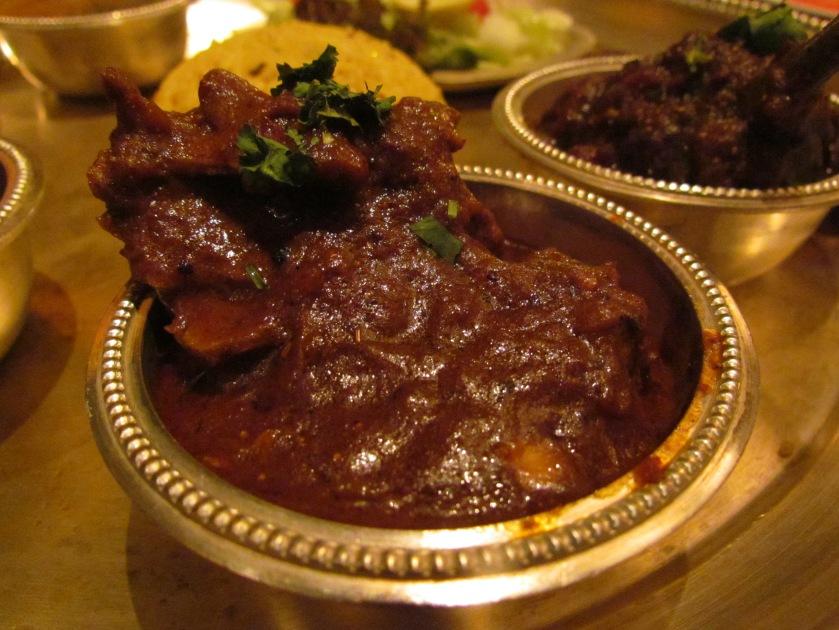 Marathi chicken curry