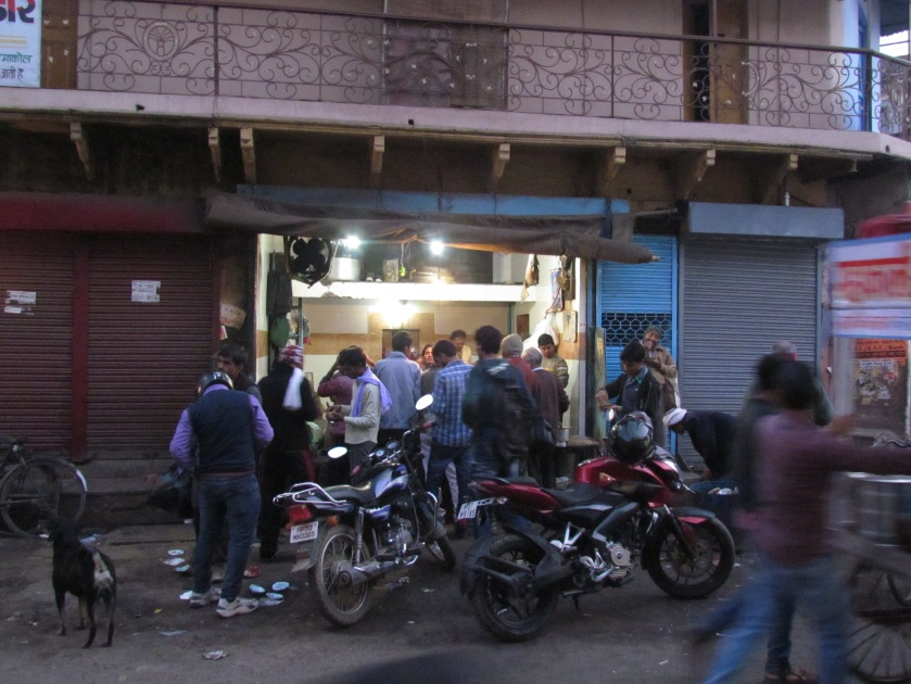 chotelal kachoriwale - the shop without a signboard