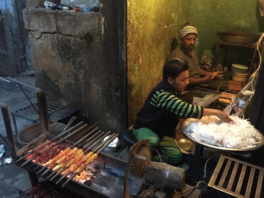 Kaale baba kabab wale