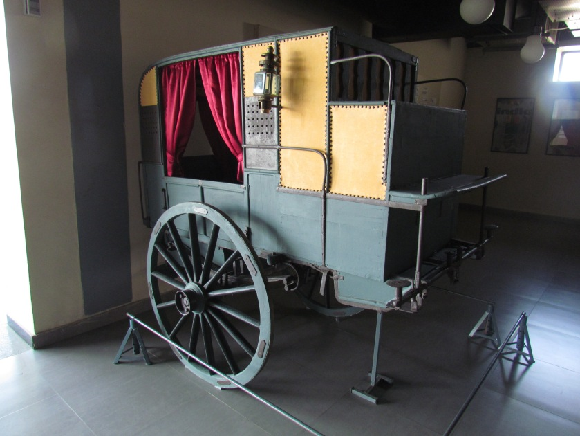 An old carriage