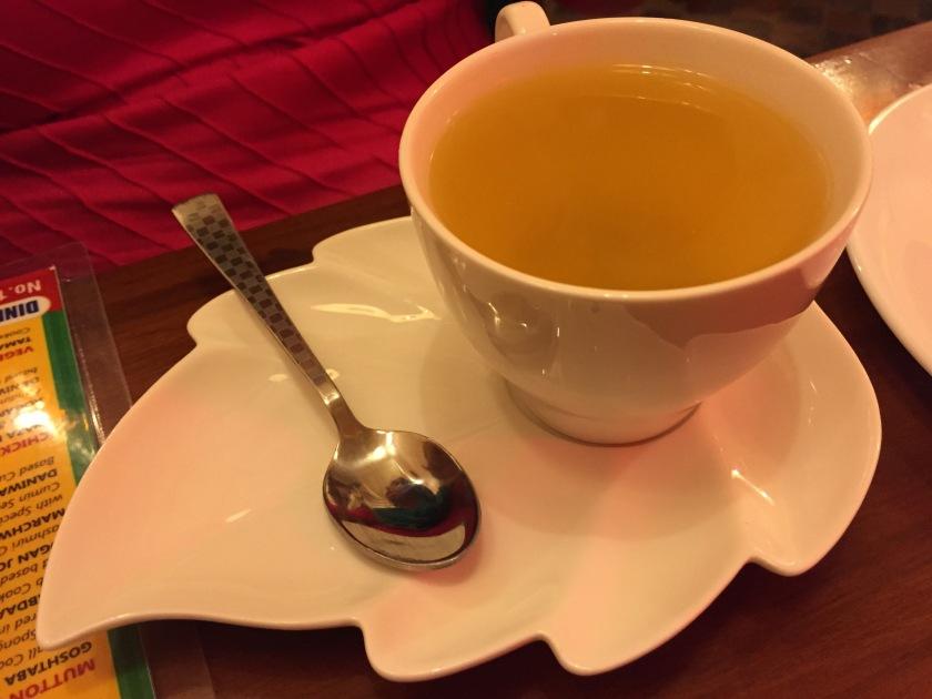 Kashmiri tea Kahwa