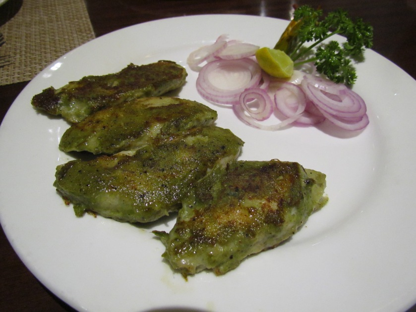 Anglo Indian fish fry