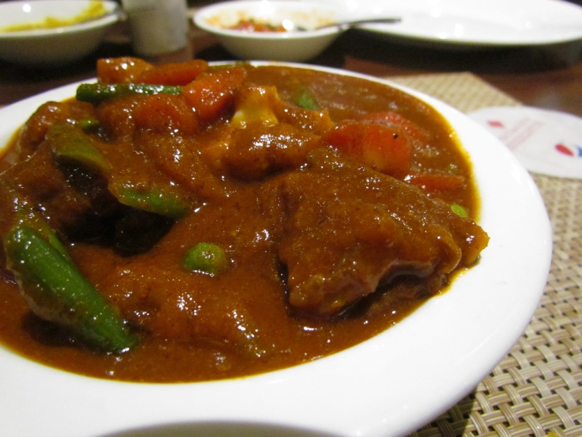 Frirath Mutton Curry