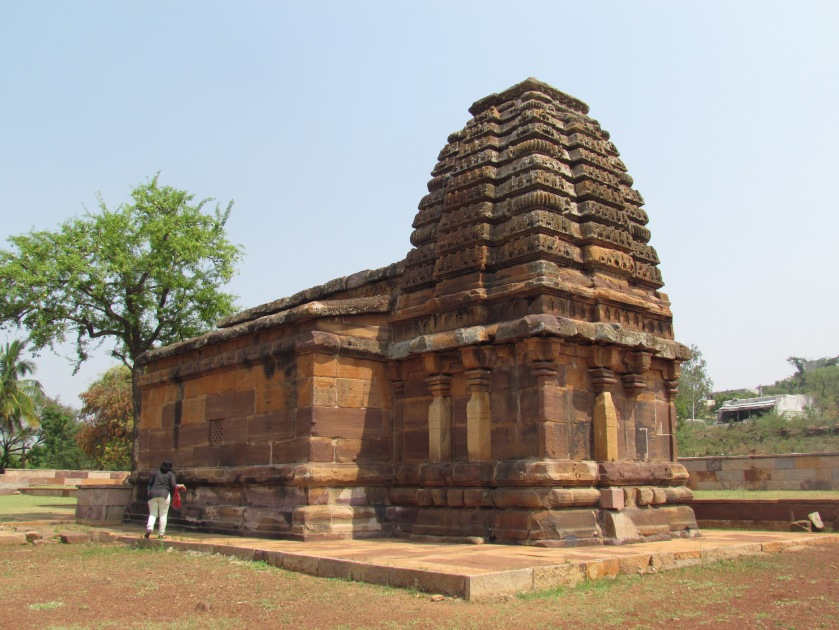 North Indian style temple