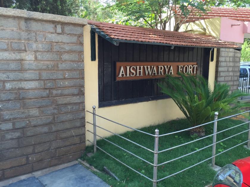 Aishwarya Fort