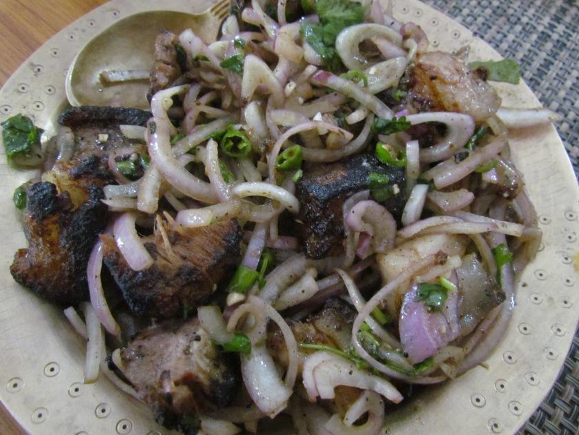 Pork khorika