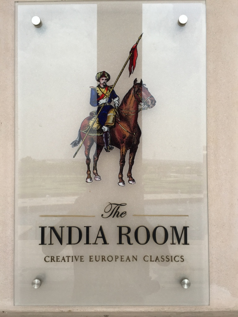 the India Room