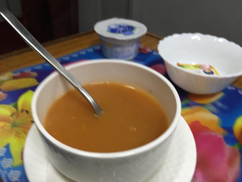 Soup tomato