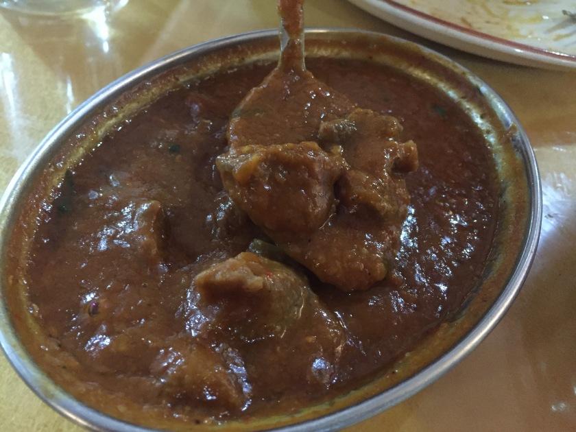 Mutton Dhansak