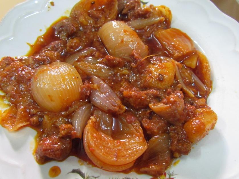 goan sausage