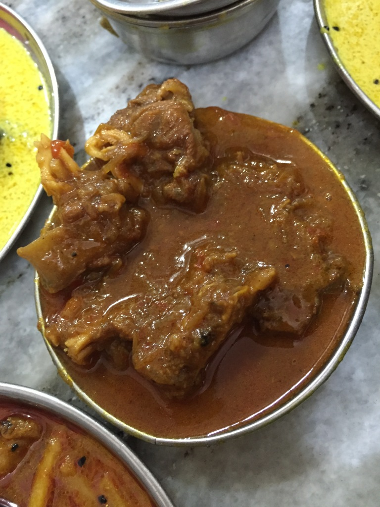 Mangso ( mutton curry)
