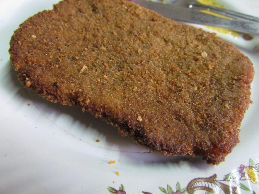 Mutton cutlet