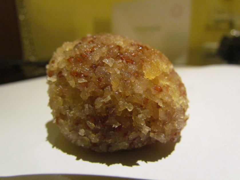 Coconut based laddoo
