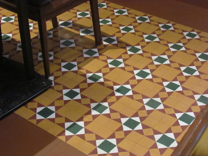 one of teh different kind of flooring