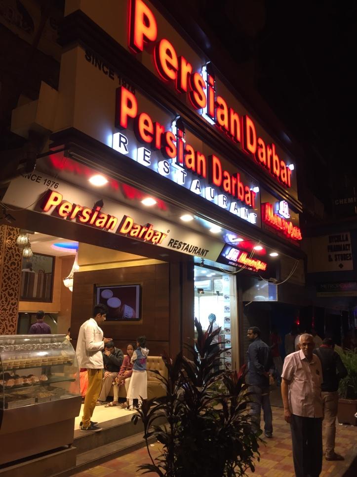 Darbar Restaurant Near Me