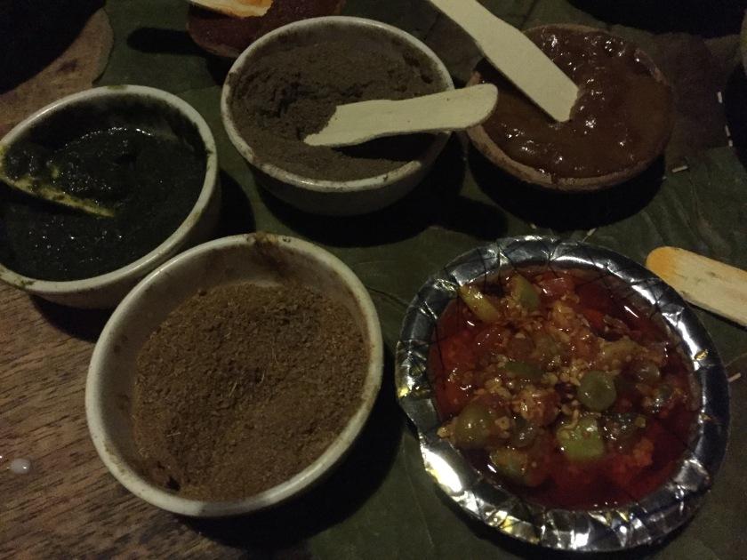 chutneys & masalas - Make our own mix