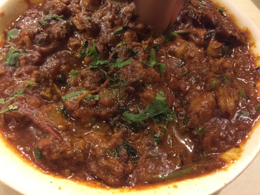 oyster curry