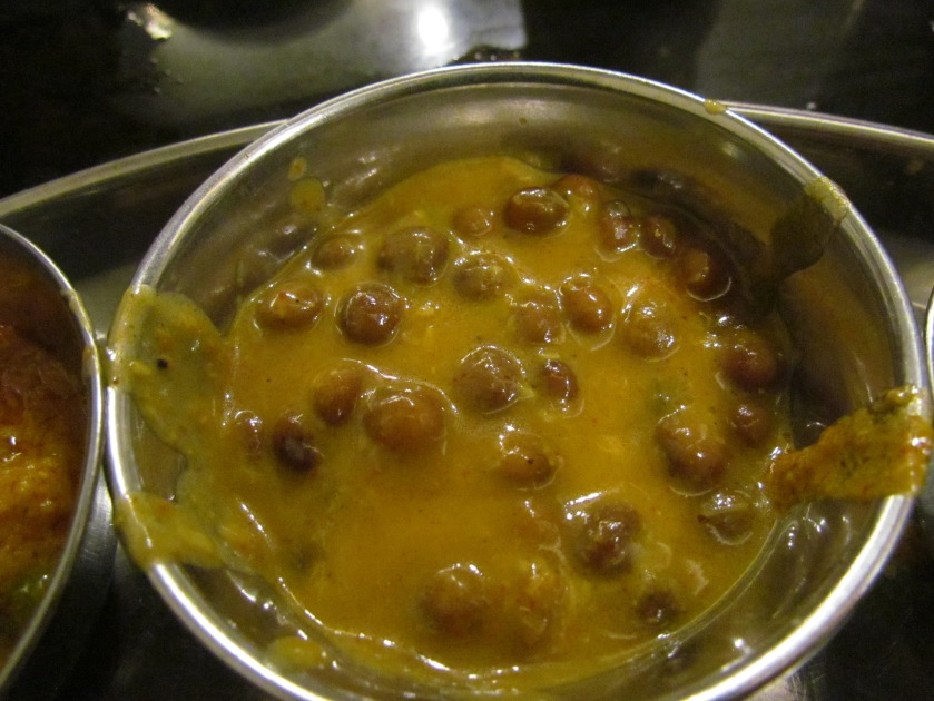 Chana curry