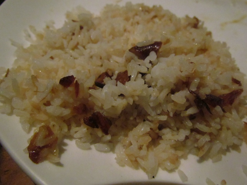 Ghee fried rice