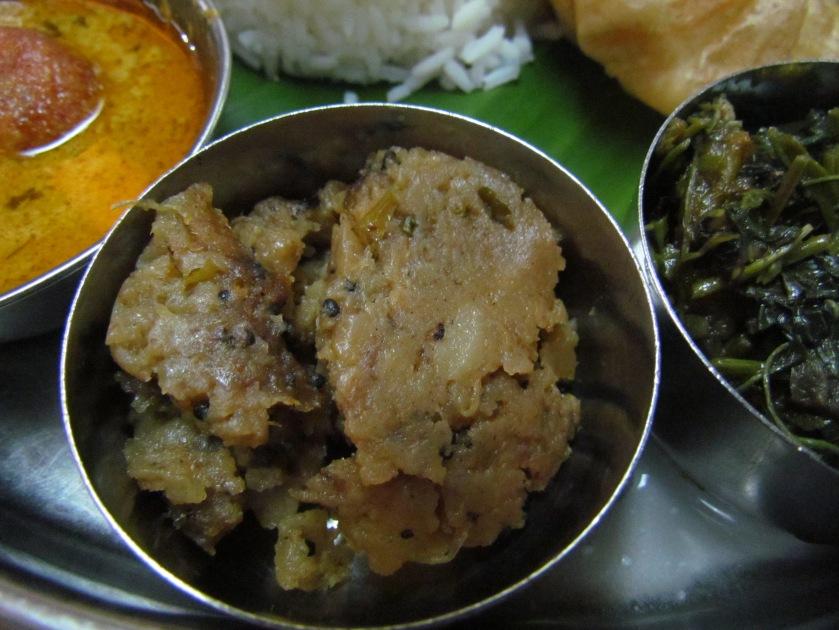 Aloo bharta