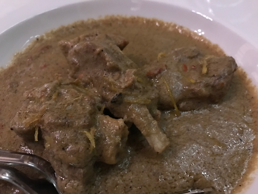 Haveli special mutton korma